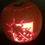 Ladybeetle Jack-o-Lantern
