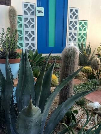 Mexican inspired Rancho Relaxo garden by Vivian Scarpari