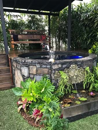 Best Landscape Award went to ECO Garden Design