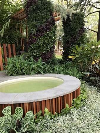Display garden by Instyle Gardens