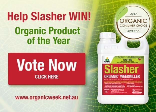 Vote for Slasher