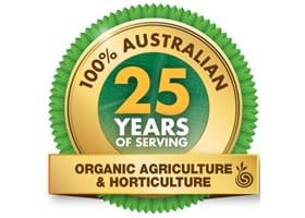 OCP celebrates 25 years as the organic experts!
